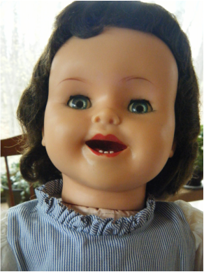 Battery Operated Ride On Toys >> Magic Lips - Vintage Doll Repair