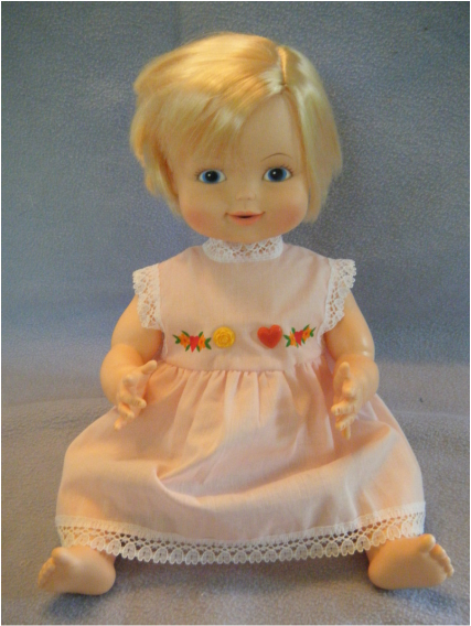 Baby Sez So Vintage Doll Repair