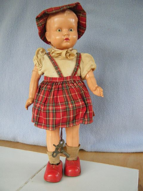 Battery Operated Ride On Toys >> Celluloid Doll 1 - Made in Japan - Vintage Doll Repair